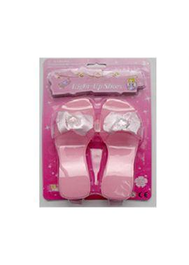 Zapatos de princesa con luces - 90555050