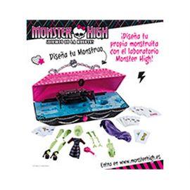 Diseña tu monstruo monster high - 24503732