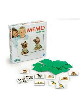 Memo mascotas preschool - 12521045