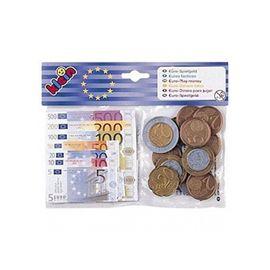 Euros y monedas - 21209612