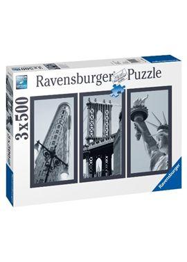 Puz.1500 impresiones de nueva york - 26916293