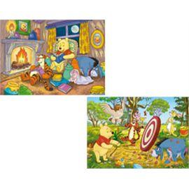 Puz.2 x 20 winnie de pooh - 06624594
