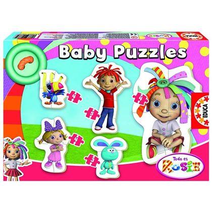 Baby todo es rosie - 04015341