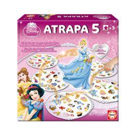 Atrapa 5 princesas