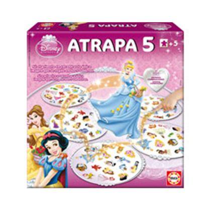 Atrapa 5 princesas - 04015331