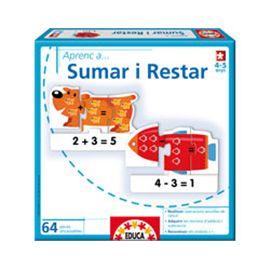 Aprenc a sumar y restar catala - 04014239