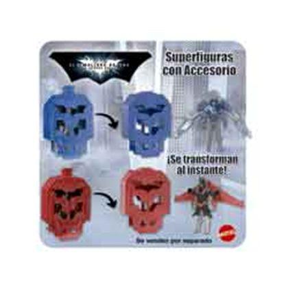 Superfiguras con accesorio batman - 24507191