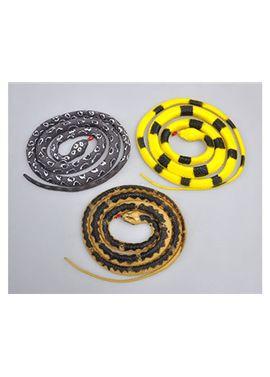 Serpiente 120cm - 3 colores (precio de la unidad) - 95900604