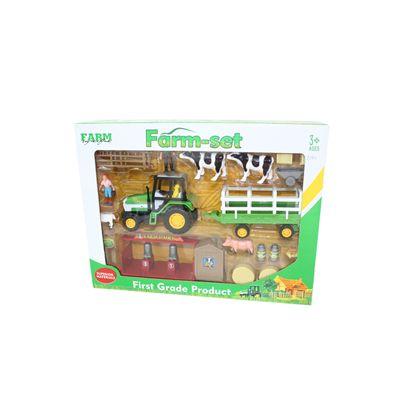 Set granja con tractor y accesorios - 97200803(1)