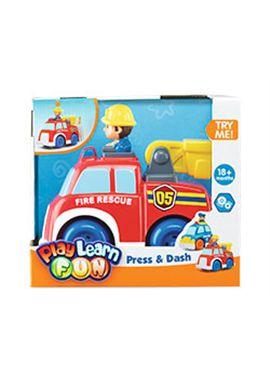 Press&dash bomberos - 92332621