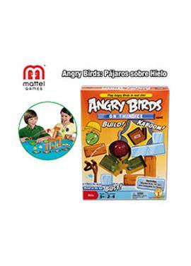 Angry birds- pajaros sobre hielo - 24503029