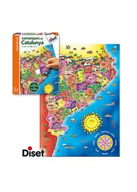 Comarques de catalunya catala - 09569706