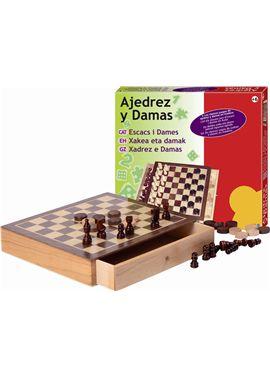 Ajedrez y damas - 99801014