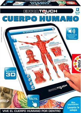 Educa touch cuerpo humano - 04014686
