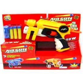 Pistola lanza dardos con 3 dardos - 95120250