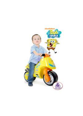 Correpasillos moto bob esponja - 18519077