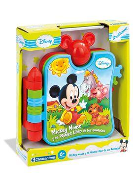 El pequeño libro musical baby mickey - 06665017