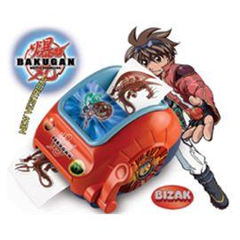 Bakugan bakusticker - 03500008