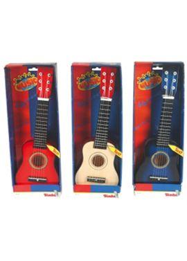 Guitarra madera 52cm 3 clrs. - 97733108