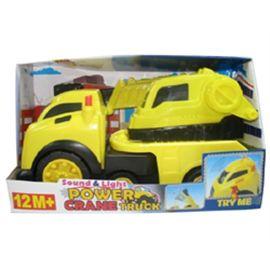 Camión grua luz y sonidos - 97500748