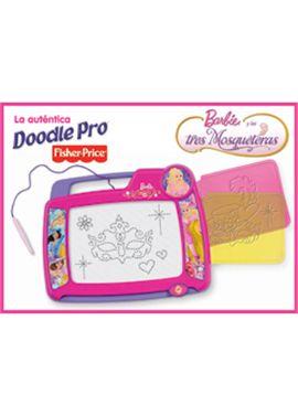 Doodle pro barbie 3 mosqueteras - 24505431