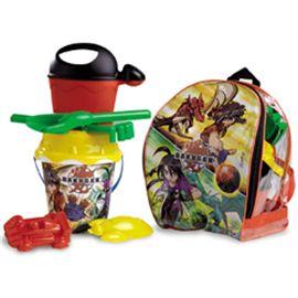 Conjunto mochila bakugan - 09023565