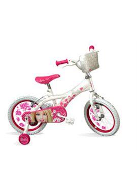 "Bicicleta 16"" barbie diamantes"