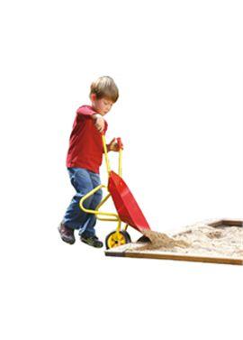 Carretilla de metal para niños - 94979801