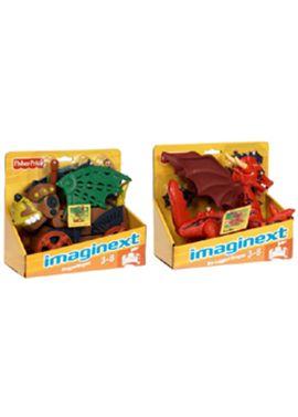 Dragones imaginext surt. - 90605924