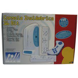 Consola s/cables 198 juegos - 99800001