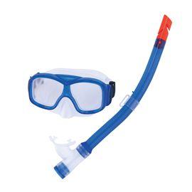 Set máscara de buceo y snorkel explorer 7-14 anys