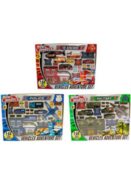 Set vehiculos mini - 93923674