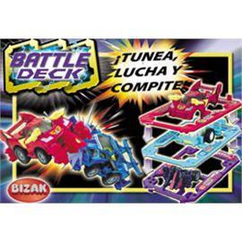 Battle deck vehiculo