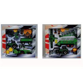 Set vehiculos de granja