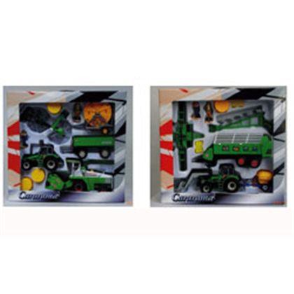 Set vehiculos de granja - 90340010