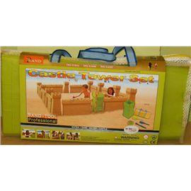 Set castillo 3d para la arena - 11133204