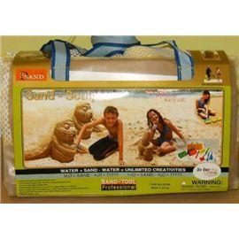 Set escultura de arena - 11133102