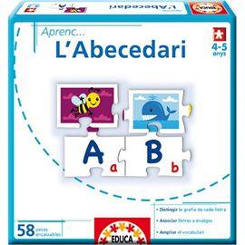 Aprenc. l´abecedari catala - 04014238