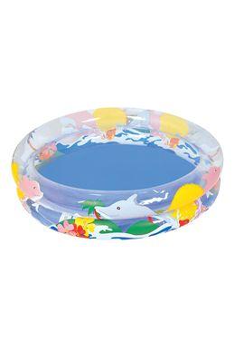 Piscina infantil sea life 91x20 +3 años - 86751012