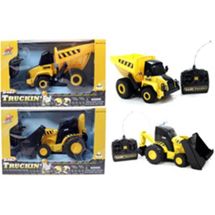 Camion obras bluntz r/c - 95509599