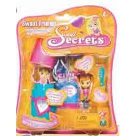 Sweet secret blister