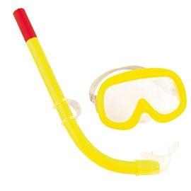 Set de máscara de buceo y snorkel sun 3-6 anys - 86724006(2)