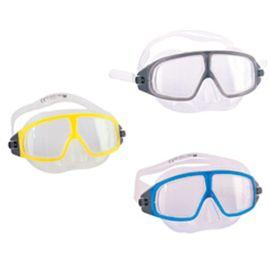 Mascara de submarinismo dual lens