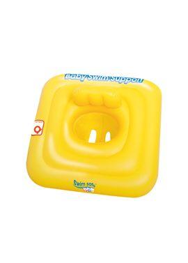 Flotador de aro con asiento swim safe primeros pas - 86732050