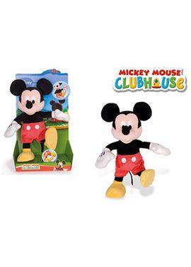 Mickey minnie club house 25 cm. (precio unidad)