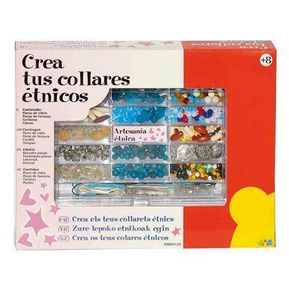 Crea tus collares etnicos - 99890120