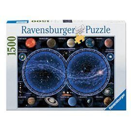Puzzle 1500 pz planisferio celeste - 26916373