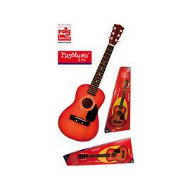 Guitarra madera 75cm.