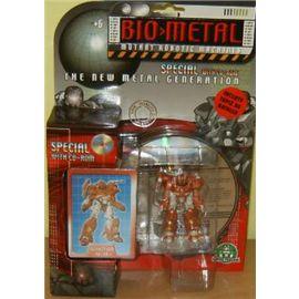 Biometal de lujo stdo c/cd