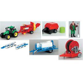 Tractor con accesorios - 99002236